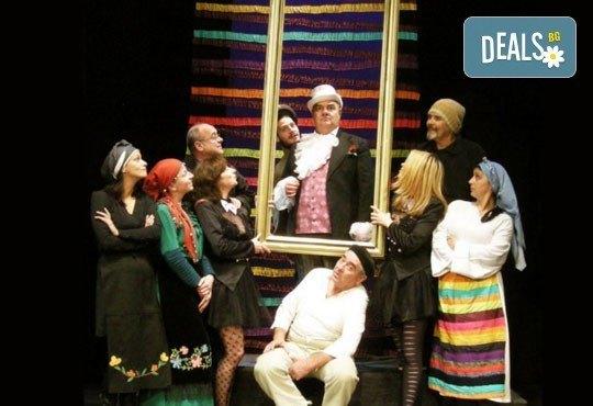 На 3 март от 19ч, Ви каним да се посмеем с Нашенски мераци по Чудомир, в Театър Сълза и смях, билет за един! - Снимка 1