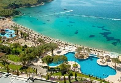 Майски празници в Aria Claros Beach & Spa Resort 5*, Йоздере, Кушадасъ! 5 нощувки на база All Inclusive, възможност за транспорт!
