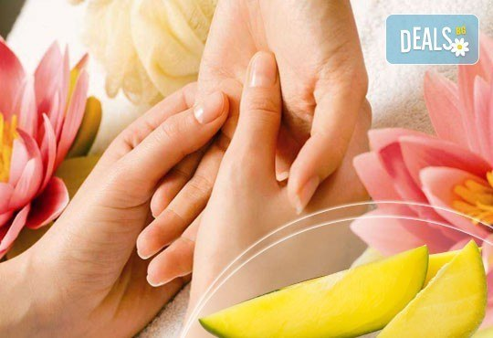 Вземете чудесен подарък за любим човек - SPA терапия за ръце с манго от салон за красота FR! - Снимка 1