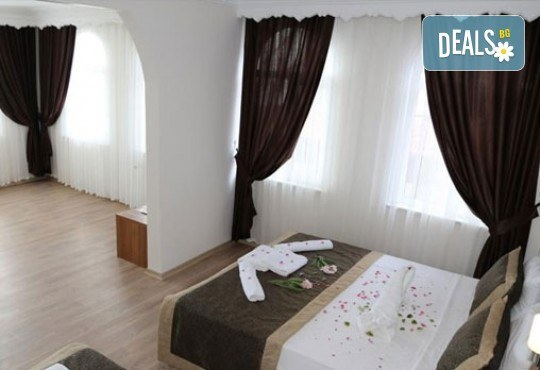 Почивка на брега на Мраморно море в период по избор! 1 нощувка със закуска в Diamond City Hotels & Resorts 4* в Кумбургаз, Истанбул! - Снимка 4