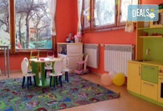 Едномесечно целодневно посещение на 1 дете с 4 хранения в Частна детска ясла и градина Таткова градина! - Снимка 4