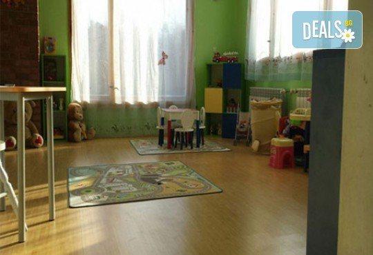 Едномесечно целодневно посещение на 1 дете с 4 хранения в Частна детска ясла и градина Таткова градина! - Снимка 6