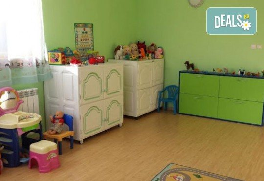 Едномесечно целодневно посещение на 1 дете с 4 хранения в Частна детска ясла и градина Таткова градина! - Снимка 8
