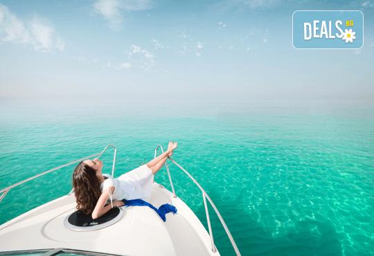 Слънчев уикенд на красивия остров Амулиани, Гърция! 2 нощувки със закуски, транспорт, водач и фериботни такси и билети! - Снимка 3