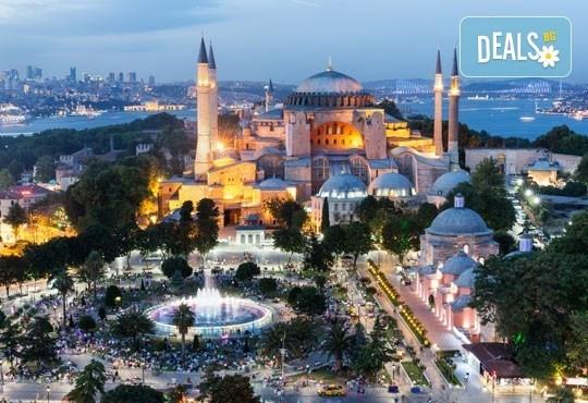 Великден в Истанбул, Турция с Глобус Турс! 3 нощувки със закуски в хотел 3*, транспорт, водач и включени пътни такси! - Снимка 3