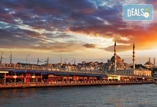 Великден в Истанбул, Турция с Глобус Турс! 3 нощувки със закуски в хотел 3*, транспорт, водач и включени пътни такси! - Снимка 4