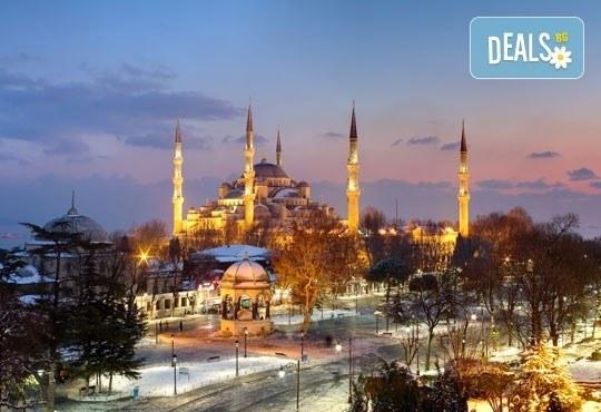 Великден в Истанбул, Турция с Глобус Турс! 3 нощувки със закуски в хотел 3*, транспорт, водач и включени пътни такси! - Снимка 5