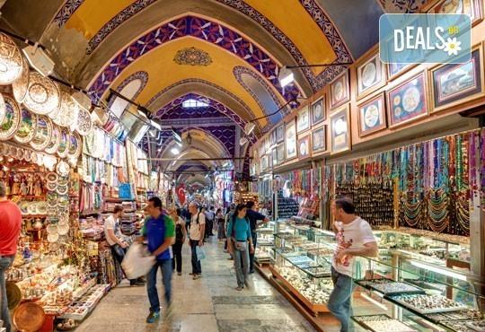 Великден в Истанбул, Турция с Глобус Турс! 3 нощувки със закуски в хотел 3*, транспорт, водач и включени пътни такси! - Снимка 2