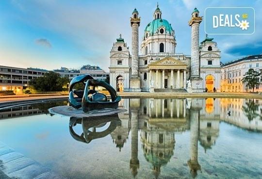 Петдневна екскурзия до красивите Будапеща, Прага и Виена през март! 3 нощувки със закуски, транспорт и водач! - Снимка 2