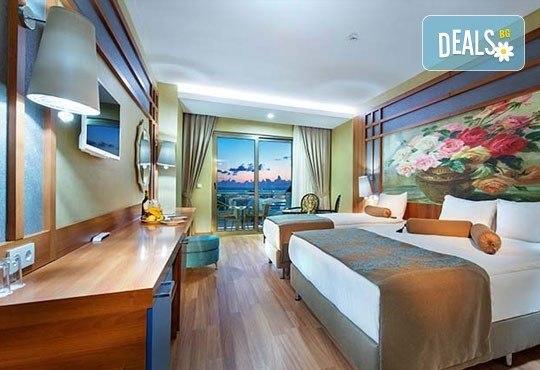 Майски празници в Анталия, Турция! 5 нощувки на база Ultra All Inclusive в хотел Xafira Deluxe Resort & Spa 5*! - Снимка 4