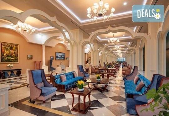 Майски празници в Анталия, Турция! 5 нощувки на база Ultra All Inclusive в хотел Xafira Deluxe Resort & Spa 5*! - Снимка 11