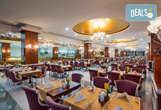 Майски празници в Анталия, Турция! 5 нощувки на база Ultra All Inclusive в хотел Xafira Deluxe Resort & Spa 5*! - Снимка 5