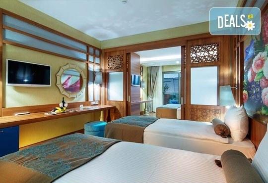 Майски празници в Анталия, Турция! 5 нощувки на база Ultra All Inclusive в хотел Xafira Deluxe Resort & Spa 5*! - Снимка 3