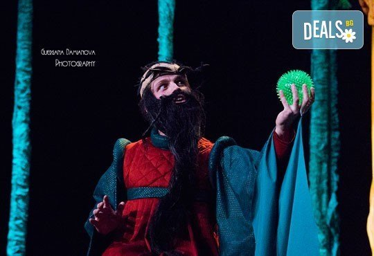 Каним Ви смешна и забавна Приказка за Рицаря без кон- в Младежки театър на 13.02. събота, от 14ч, билет за двама - Снимка 4