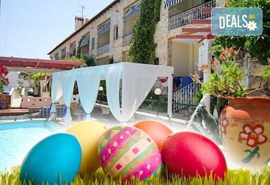 Великден в Гърция, Халкидики! 3 нощувки със закуски и вечери в Philoxenia Spa Hotel, транспорт и обиколка на Солун! - Снимка 1