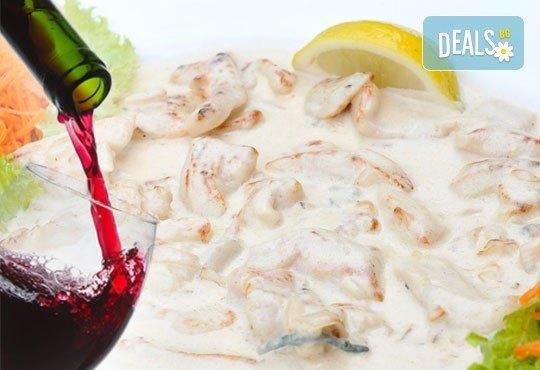 14-ти февруари в Италиански ресторант Balito! Романтично предложение за всички влюбени, ценители на виното и добрия вкус! - Снимка 5