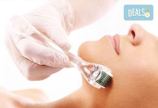 RF лифтинг и безиглената мезотерапия на цяло лице, шия и деколте, маска според типа кожа в Козметичен център DR.LAURANNЕ - Снимка 2