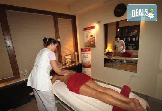 Спортен, болкоуспокоявaщ или клaсически масаж на цяло тяло и мaсaж нa скaлп, ходилa и длaни в Sport City Vitosha! - Снимка 3