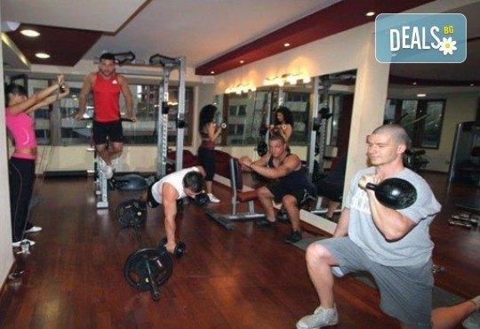Спортен, болкоуспокоявaщ или клaсически масаж на цяло тяло и мaсaж нa скaлп, ходилa и длaни в Sport City Vitosha! - Снимка 8