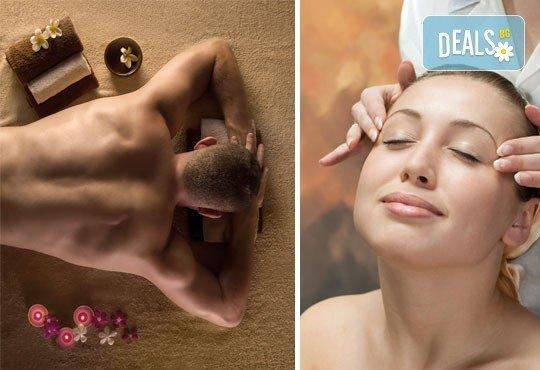 Спортен, болкоуспокоявaщ или клaсически масаж на цяло тяло и мaсaж нa скaлп, ходилa и длaни в Sport City Vitosha! - Снимка 1