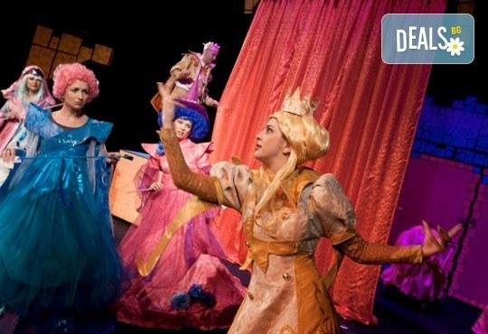 На театър с децата! Спящата красавица в Младежки театър на 20.02. събота, от 11 ч., билет за двама - Снимка 1