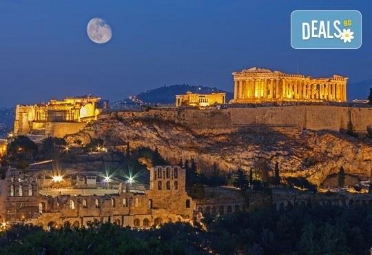 Почивка през септември на о. Санторини, Гърция! 7 нощувки със закуски, транспорт, фериботни билети и обиколка на Атина! - Снимка 6