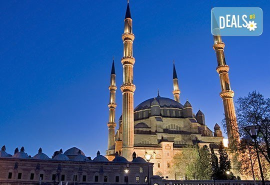 Двудневна екскурзия до Одрин, Турция! 3*, 1 нощувка със закуска, транспорт, панорамна обиколка на Одрин от Дениз Травел! - Снимка 6