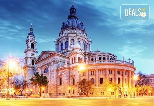 Петдневна екскурзия до красивите Будапеща, Прага и Виена през март! 3 нощувки със закуски, транспорт и водач! - Снимка 1