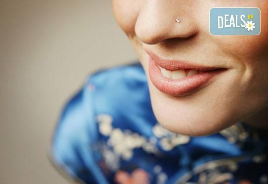 Класическо почистване на лице в 11 стъпки, кола маска на горна устна и оформяне на вежди в салон за красота АБ! - Снимка 2