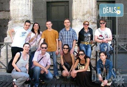 Разговорен съботно-неделен курс по италиански език за средно-напреднали и напреднали, 24 уч.ч. от езиков център EL Leon! - Снимка 3