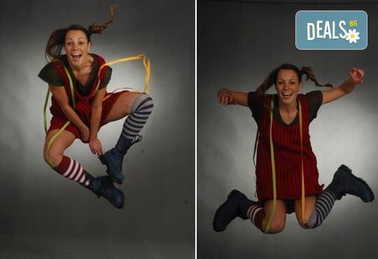 На театър с децата! Гледайте Пипи Дългото Чорапче, Театър София, на 12.03. от 11.00 ч. с билет за двама! - Снимка 3
