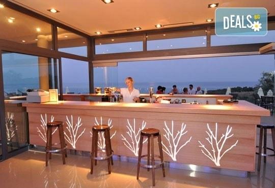 Слънчева морска почивка в Aeria Thassos 4*, о. Тасос, Гърция! 3/4/5 нощувки със закуски и вечери, безплатно за дете до 2г. - Снимка 4