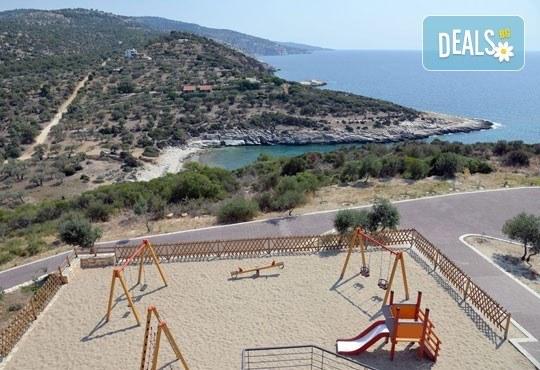 Слънчева морска почивка в Aeria Thassos 4*, о. Тасос, Гърция! 3/4/5 нощувки със закуски и вечери, безплатно за дете до 2г. - Снимка 7