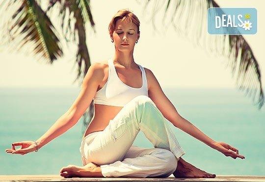 Освободете се от стреса! Постигнете баланс и релаксирайте със занимания по класическа йога в хотел Будапеща! - Снимка 1