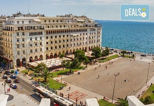 През май до Солун, Паралия Катерини и Метеора, с Амадеус 7! 3 нощувки със закуски и вечери, транспорт и богата програма - Снимка 3