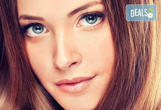 Подмладете кожата на лицето си с термаж и терапия с хиалурон, колаген и ботокс в салон Persona от козметик Илина Трифонова! - Снимка 4