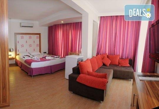 Майски празници в Мармарис! 5 нощувки на база All Inclusive в Cle Seaside Hotel 3* с възможност за транспорт! - Снимка 2