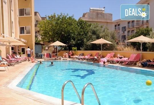 Майски празници в Мармарис! 5 нощувки на база All Inclusive в Cle Seaside Hotel 3* с възможност за транспорт! - Снимка 1