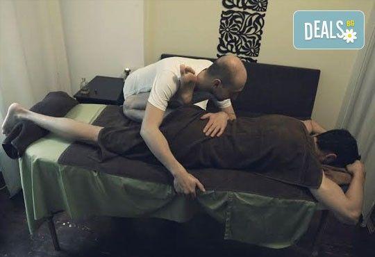 Насладете се на масаж на цяло тяло по избор - релаксиращ, класически, антистрес или дълбокотъканен от център Innovative! - Снимка 7