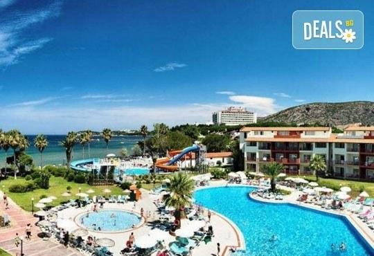 Майски празници в Ephesia Holiday Beach Club 5*, Кушадасъ*, Турция! 4/5/7 нощувки, All inclusive и възможност за транспорт! - Снимка 2