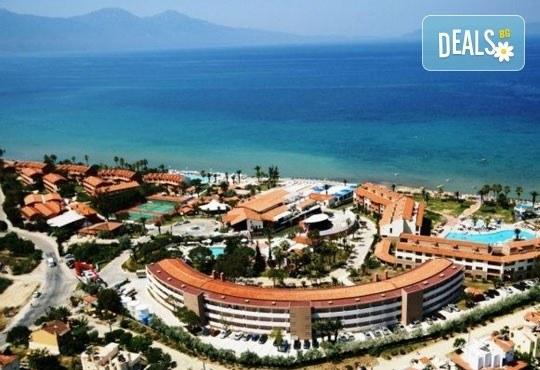 Майски празници в Ephesia Holiday Beach Club 5*, Кушадасъ*, Турция! 4/5/7 нощувки, All inclusive и възможност за транспорт! - Снимка 1