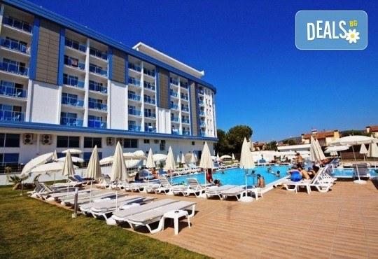 Майски празници в Кушадасъ, Турция! 5 нощувки на база All Inclusive в My Agean Star Hotel 4*, с възможност за транспорт! - Снимка 2