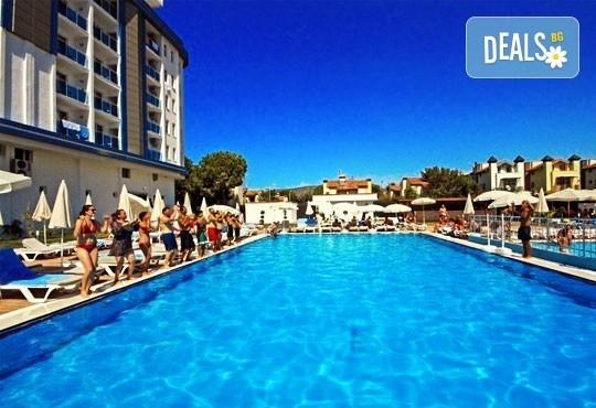 Майски празници в Кушадасъ, Турция! 5 нощувки на база All Inclusive в My Agean Star Hotel 4*, с възможност за транспорт! - Снимка 1
