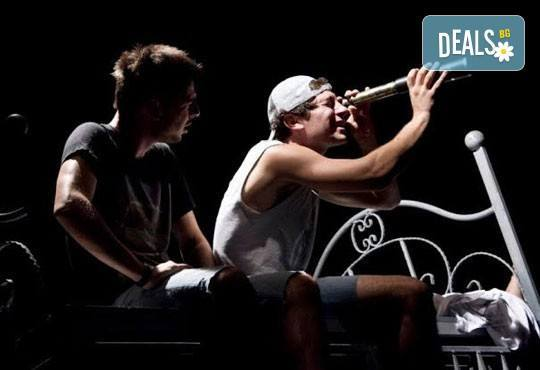 """Гледайте постановката """"Пилето"""" на 04.03. от 19ч. в камерна зала, Младежки театър! С Номинация за """"Икар"""" 2016! - Снимка 4"""