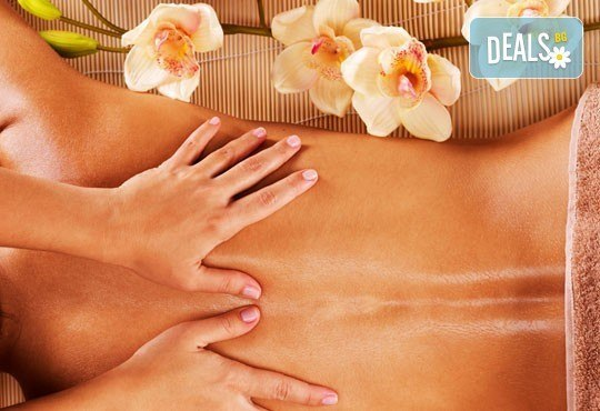 Подарете си истинско блаженство с карта за 5 класически масажа на цяло тяло в салон за красота АБ! - Снимка 1