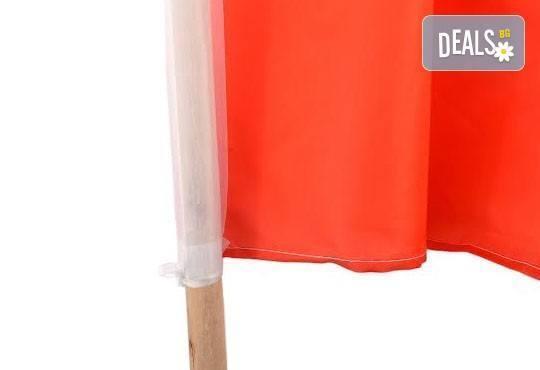 За всеки български дом и празник! Поръчайте сега националното знаме на България от Gift Express! - Снимка 2