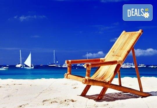 Почивка за Майските празници на Олимпийската ривиера, Гърция! 2/3 нощувки със закуски и вечери за двама или трима в Ouzas Hotel! - Снимка 1