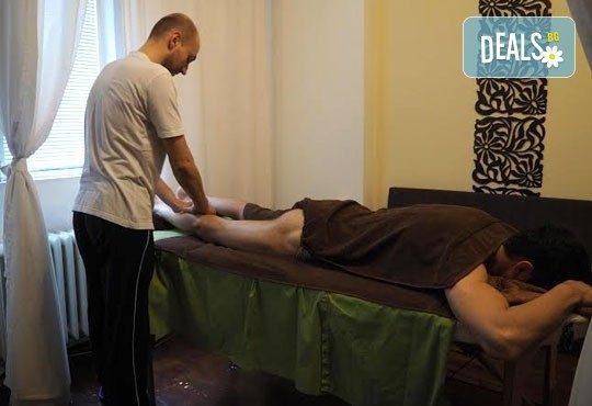 Постигнете хармония и щастие! Отпуснете се с масаж на любящите ръце ломи-ломи от център Innovative! - Снимка 7