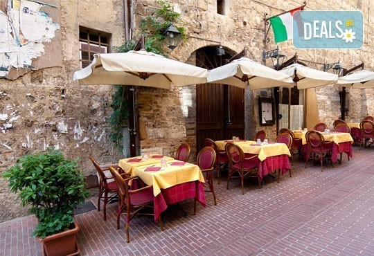 Екскурзия до очарователната Тоскана през март! 5 нощувки, 5 закуски, 3 вечери, самолетен билет и автобусен транспорт! - Снимка 4