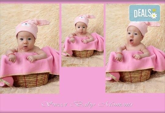 2 часа студийна фотосесия за новородени, бебета и деца до 9 г., 15 обработени кадъра от ProPhoto Studio! - Снимка 14